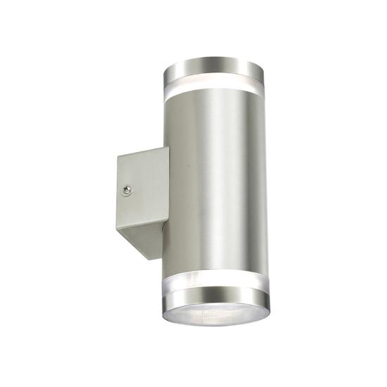 Außenleuchte LED Außenlampe Wandlampe Wandleuchte Edelstahl